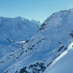 Protegerse del frio esquiando