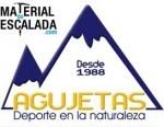 Tienda de material de esclalada y montaña, trekking y senderismo, con equipamiento para los deportes de montaña,