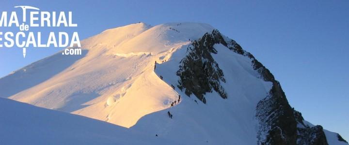 Mont Blanc, Objetivo  de Verano