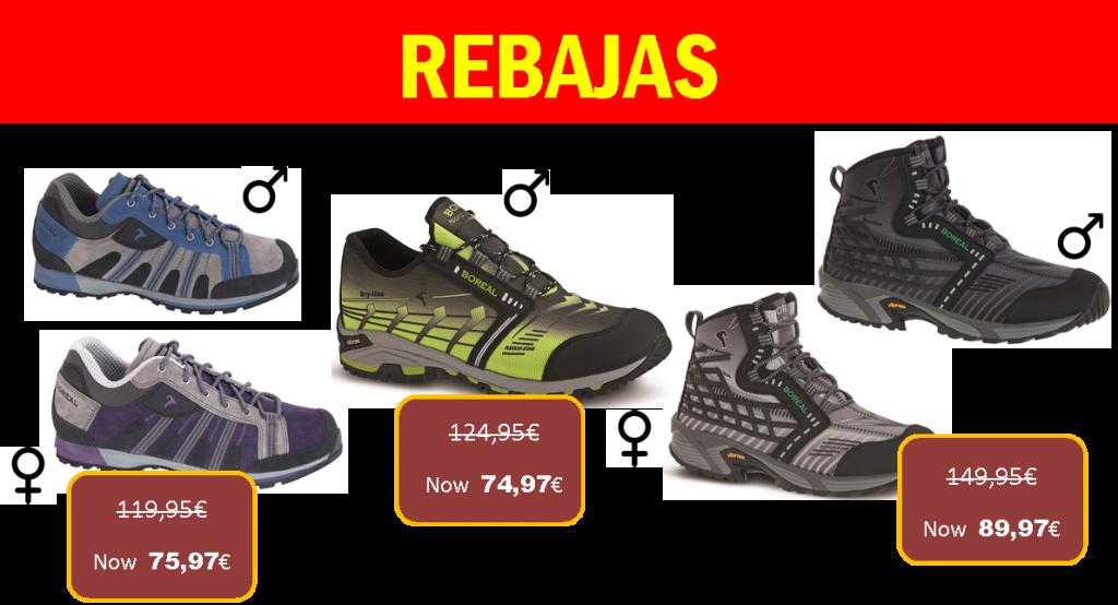 REBAJAS BOREAL