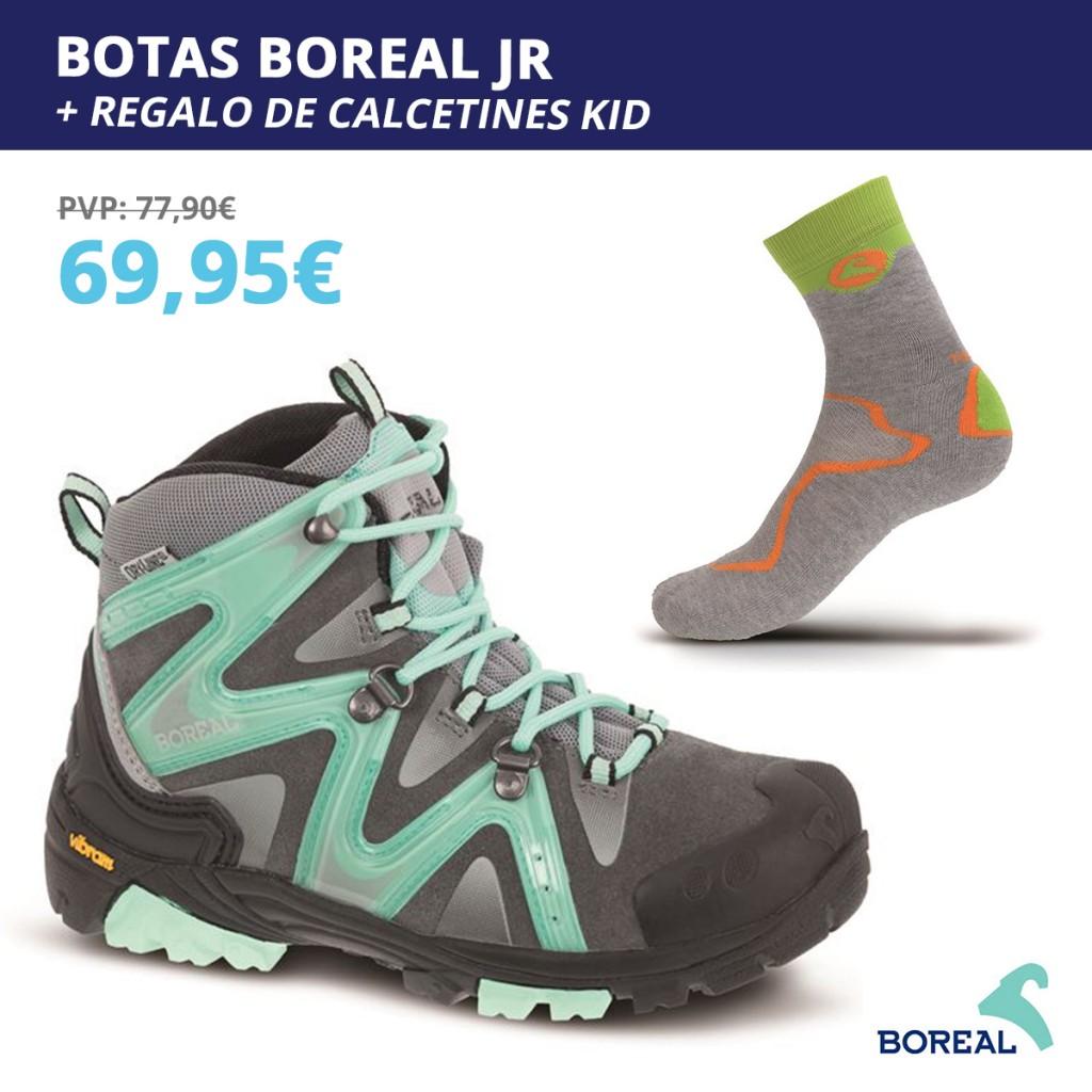 botas boreal Aspen junior