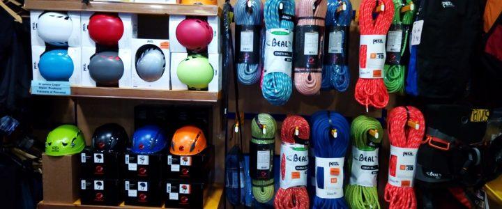 !Nuestra tienda! Agujetas Materialdeescalada.com